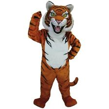 Siberian Tiger Professional Quality Mascot Costume Adult Size