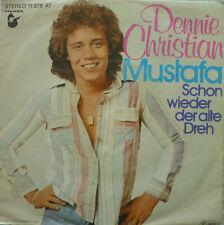 """7"""" 1977! Dennie Christian: Mustafa // VG + \ \"""