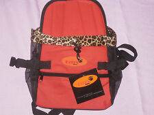 Pet  CARRIER  Size Small Color  RED