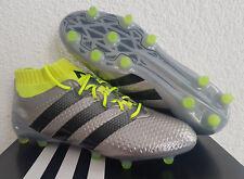 Nuevo adidas Ace 16.1 primeknit FG UK 9.5 UE 44 botas de fútbol Predator X f50