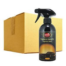 12 x Autosol Express Wax Spray Instant Car Paintwork Shine Polish Liquid 500ml
