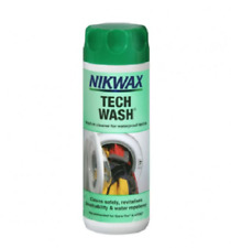 Nikwax Tech Wash Cleaner for Technical Clothing 300ml Wash In