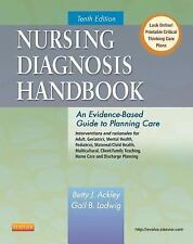 Nursing Diagnosis Handbook: Nursing Diagnosis Handbook : An Evidence-Based Guide