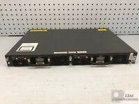 ME-3400EG-12CS-M CISCO METRO ETHERNET 12-PORT GIGABIT SWITCH ME34X-PWR-DC REPAIR