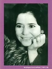 """PHOTO DE PRESSE CINÉMA : MARIE-JOSÉE NAT ACTRICE, FILM  """"LE PASSÉ SIMPLE""""  -L95"""