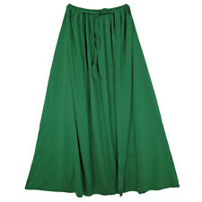 "28"" Child Green Cape ~ HALLOWEEN SUPERHERO, WITCH, WIZARD, KING KID COSTUME CAPE"