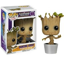 Funko POP! Guardians of the Galaxy Dancing Groot Bobble Vinyl Figure Toys Gifts