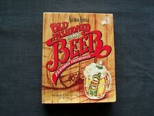 Vintage Neiman Marcus Old Fashioned Foaming Beer Flavored Toothpaste Box Rare!