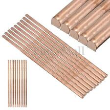 2Pcs 99.9% Pure Copper Cu Metal Rod Tube Cylinder Bar Diameter 6mm Length 200mm
