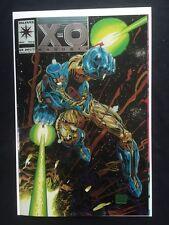 X-O Manowar Valiant Gem Mint Chrome Comic Aug 1993 Unread
