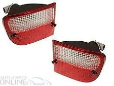 LAND ROVER FREELANDER 1 - REAR LHS & RHS TAIL LIGHT ASSEMBLYS (2) - XFB500180/90