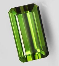 8.48ct Natural green tourmaline from Nigeria