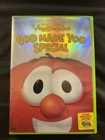 Veggie Tales - God Made You Special (DVD, 2007) Brand New Factory Sealed