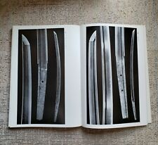 Masterpieces of Nihonto Sword; Tokugawa Museum - Pictorial Book