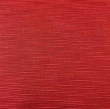 Manuel Canovas Ribbed Ottoman Upholstery Fabric- Maroquin/Corail 3.0 yd 4300-16