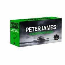 Peter James Roy Grace: Books 1-10 by Pan Macmillan (Multiple copy pack, 2015)