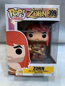 Pop Figure Television Son of Zorn #399 New Funko