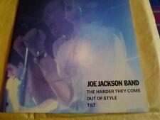 "JOE JACKSON BAND The harder They Come 12"" 1980"