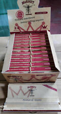 1 BOX 24 Packs Hornet Organic HEMP Tobacco Rolling P.with Filter 32 Leaves P..P
