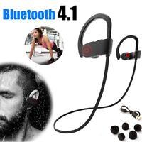 Waterproof Bluetooth 4.1 Earbuds Beats Sports Wireless Headphones in Ear Headset