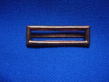 BRONZE COLOUR CLASP BAR FOR MILITARY MEDALS MEDAL 35mm
