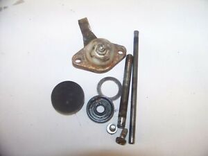 75 KAWASAKI F11 F 11 250 OEM CLUTCH ACTUATOR PUSH ROD SHAFT HARDWARE ASSY