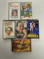 Indian Bollywood music audio tapes, Vintage Lot Of 6 Untested