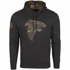 New Era Fleece Hoody - NFL Atlanta Falcons schwarz - XL