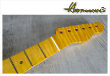 Telecaster HQ One Piece Canadian Flamed Maple Neck, Vintage Finish #A1