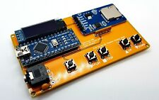 Spectrum 48k - Micro SD - Game Loader - ORANGE Edition