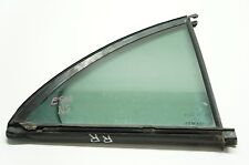 03-06 MERCEDES BENZ E500 PASSENGER RH REAR QUARTER PANEL GLASS AUTO WINDOW OEM