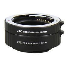 JJC AET-NEXS Autofokus Zwischenringe für Sony NEX E-Mount