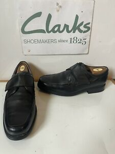 Clarks Cushion Cell Smart Leather Shoes Size UK 10.5 EU 45