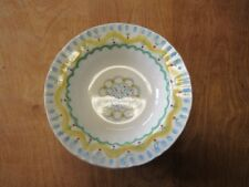 """Mikasa County Classics COUNTRY FLAIR DD008 Set of 2 Round Vegetable Bowls 10"""""""
