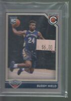 2016-17 PANINI COMPLETE SILVER #258 BUDDY HIELD RC PELICANS ROOKIE CARD
