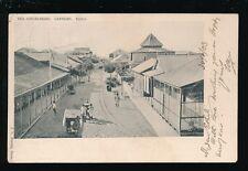 East Africa Mozambique Beira CASTILHO Rua Conselheiro Used 1903 u/b PPC