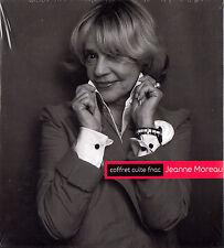 COFFRET CULTE JEANNE MOREAU - EDITION LIMITEE FNAC (20 photos + cd + dvd)