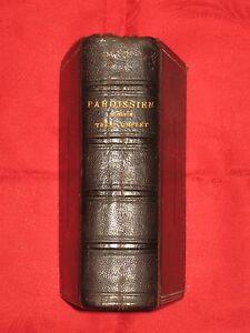 NOUVEAU PAROISSIEN ROMAIN TRÈS COMPLET -  EDITION 1876