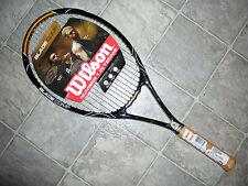"Wilson Blade Comp Tennis Racket 4-3/8"" grip"