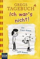 Gregs Tagebuch 04 - Ich war's nicht! von Jeff Kinney (2013, Taschenbuch)