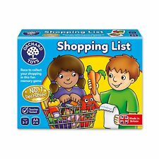 Orchard Toys - Shopping List Collecting and Matching Game