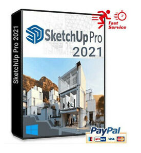 ✔SketchUp pro 2021✔🔥⭐ LIFETIME⭐🔥PRE-actived⭐Fast