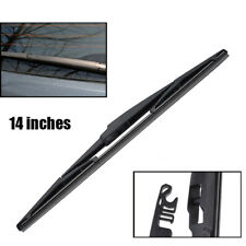 "14"" Rear Window Windshield Wiper Blade Fit For Mazda 3 6 8 CX-5 CX-7 CX-9"