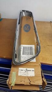 Ford WINDSTAR F78Z-17B968-AA FRONT BUMPER GRILLE CHROME 1998