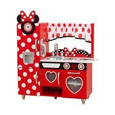 Kidkraft 53371 cucina Giocattolo Vintage di Minni Disney Jr. in legno per Bam...