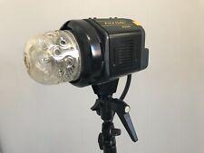 Bowens Estime 3000 Studio Lighting Flash Head 3000 x2 with bag