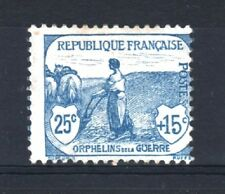 """FRANCE STAMP TIMBRE N° 151 """" ORPHELINS 25c+15c  FEMME LABOUR """" NEUF x TTB  T069"""