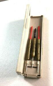Vintage Unicorn Dart Set Case (3) darts