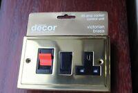 Legrand synergy 7316 10 20A dp interrupteur moderne noir mat