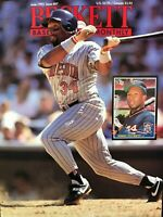 Beckett Baseball Card Monthly Magazine Issue #87 June 1992 Kirby Puckett